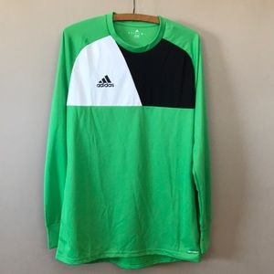 Adidas men's goalie jersey
